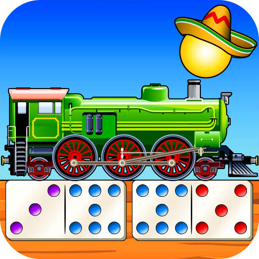 Mexican Train Dominoes Gold  (Unlimited money,Mod) for Android