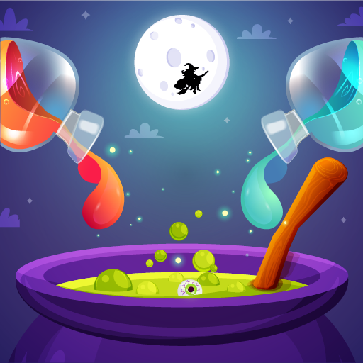 Mix Potion  (Unlimited money,Mod) for Android