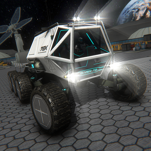 Moon Trucks 2073  (Unlimited money,Mod) for Android