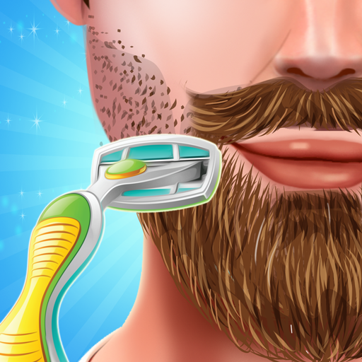 My Barber Shop: Beard And Hair Stylist  (Unlimited money,Mod) for Android