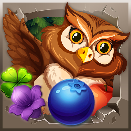 Mystery Forest Match 3 Fun (Rich Reward)  1.0.24 (Unlimited money,Mod) for Android