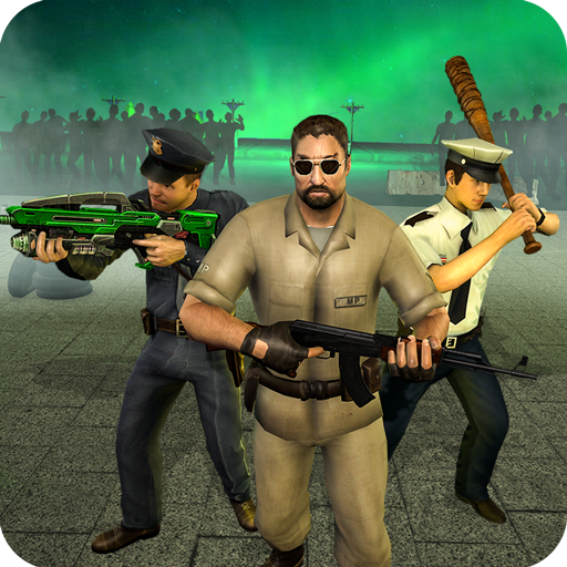 NY Police Zombie Defense 3D New Tower Defense Game  (Unlimited money,Mod) for Android