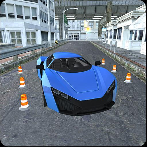 New Luxury car parking site 3D games 2020  (Unlimited money,Mod) for Android