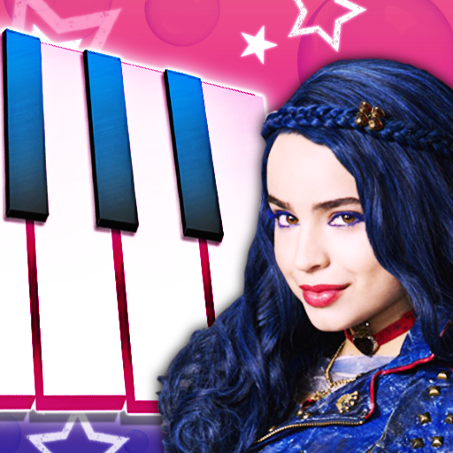 Night Falls – Descendants 3 Dream Tiles  (Unlimited money,Mod) for Android