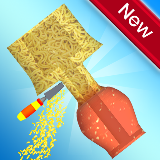 Noodles Carving Simulator 3D  (Unlimited money,Mod) for Android