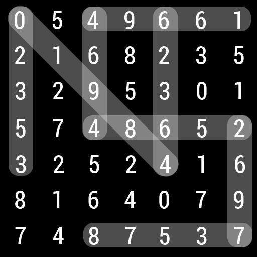Number Search 1st  (Unlimited money,Mod) for Android