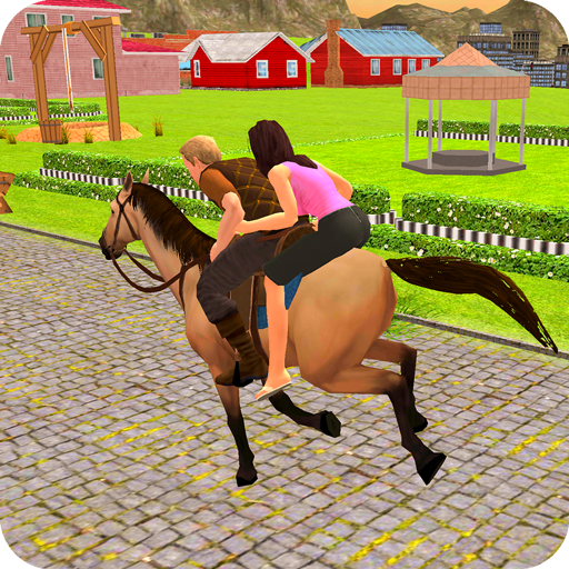 Offroad Horse Taxi Driver – Passenger Transport  (Unlimited money,Mod) for Android 2.0.154