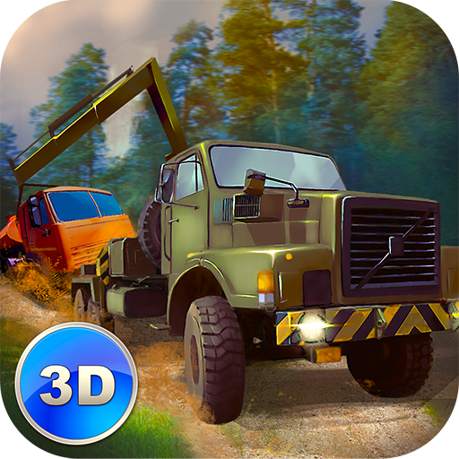Offroad Tow Truck Simulator 2  (Unlimited money,Mod) for Android