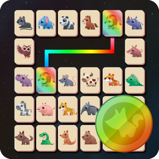 Onet Animals – Puzzle Matching Game  1.98 (Unlimited money,Mod) for Android
