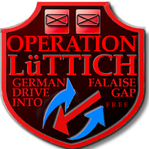 Operation Luttich: Falaise Pocket 1944 (free)  (Unlimited money,Mod) for Android
