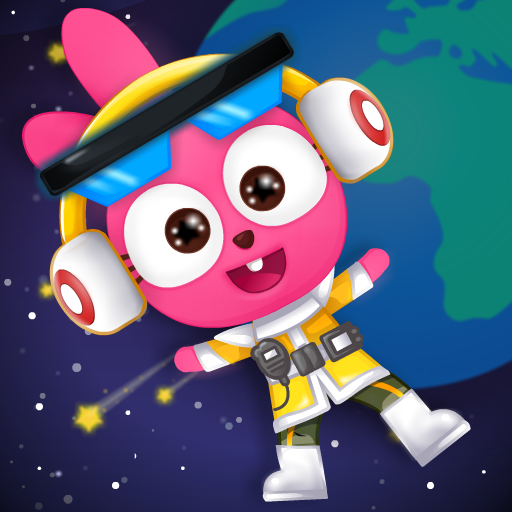 Papo Town Spaceship  (Unlimited money,Mod) for Android