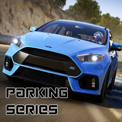 Parking Series Ford Focus RS – Drift Simulator  (Unlimited money,Mod) for Android