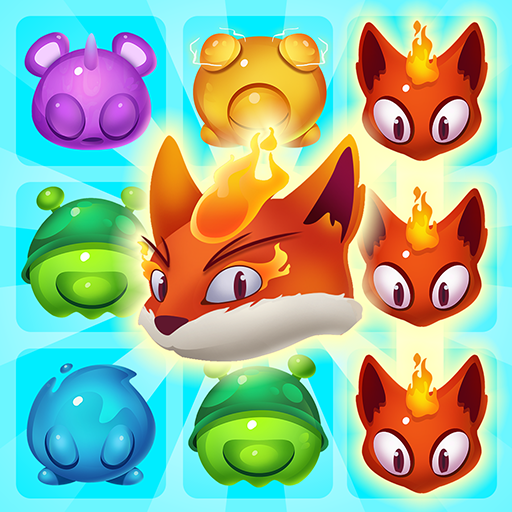 Pekoblast Master – Match 3 Pet Blast  (Unlimited money,Mod) for Android