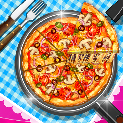 Pizza Maker Kitchen Cooking Mania  (Unlimited money,Mod) for Android