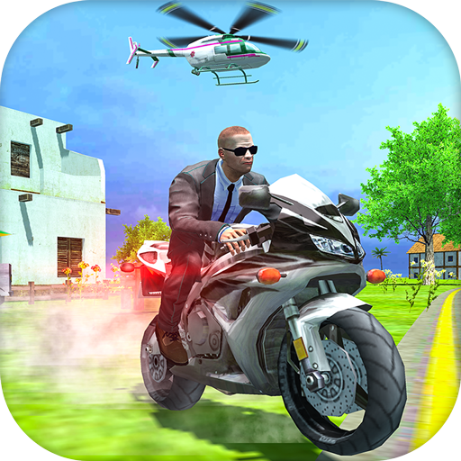 Police Motorbike Driver  (Unlimited money,Mod) for Android