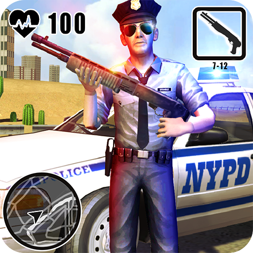 Police Story Shooting Games  (Unlimited money,Mod) for Android