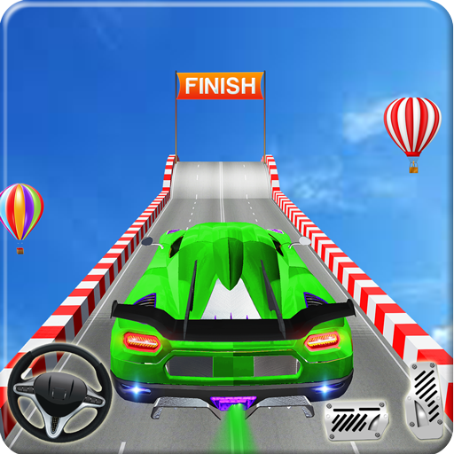 Prado Stunt Racing Car Games – 3D Ramp Car Stunts  (Unlimited money,Mod) for Android