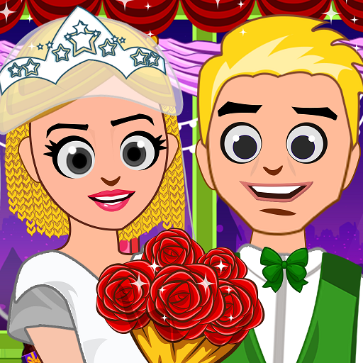 Pretend Town Wedding Party  (Unlimited money,Mod) for Android