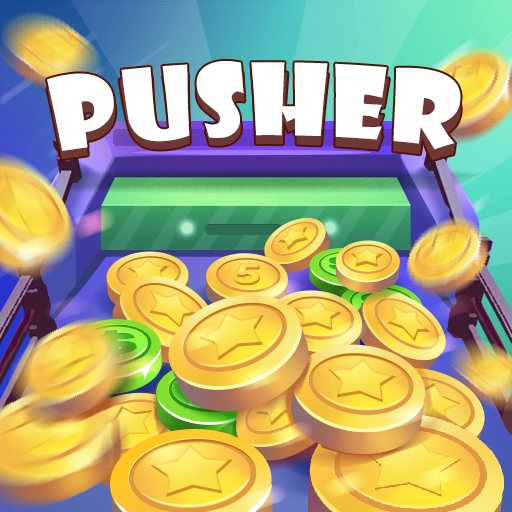 Pusher Master – Big Win  (Unlimited money,Mod) for Android 3.9
