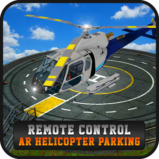 RC Helicopter parking Ar Simulator  (Unlimited money,Mod) for Android