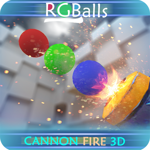 RGBalls – Cannon Fire : Shooting ball game 3D  (Unlimited money,Mod) for Android 5.02.04