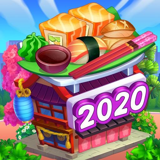 Restaurant Madness – A chef cooking city game  (Unlimited money,Mod) for Android