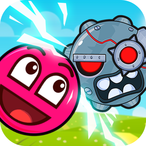 Roller Ball 3: Red Bounce Ball Love Adventure  (Unlimited money,Mod) for Android
