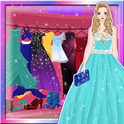 Royal Princess Prom Dress up Games  (Unlimited money,Mod) for Android