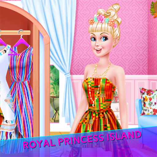 Royal Princess Salon – Dress Up Games Free  (Unlimited money,Mod) for Android