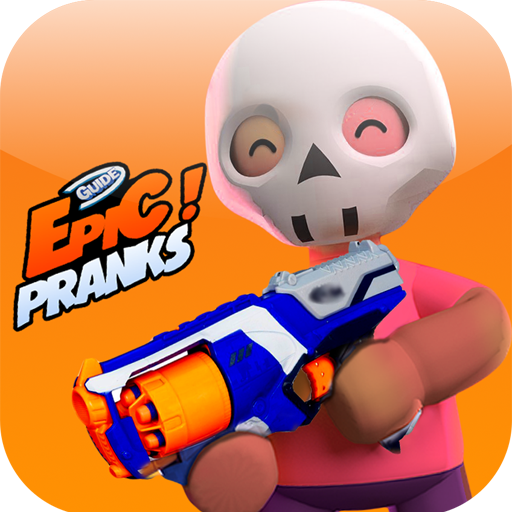 Shoot 'em all! : NERF Epic Pranks! Walkhtrough  (Unlimited money,Mod) for Android