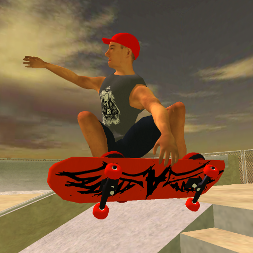 Skating Freestyle Extreme 3D  (Unlimited money,Mod) for Android