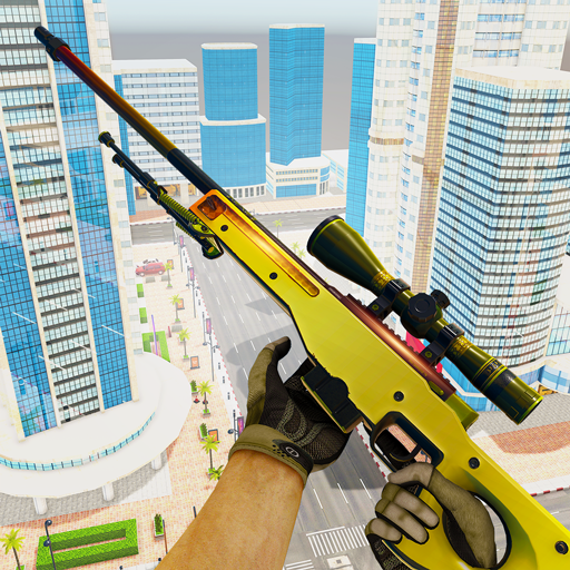 Sniper Shooting: Mission Target 3D Game  (Unlimited money,Mod) for Android