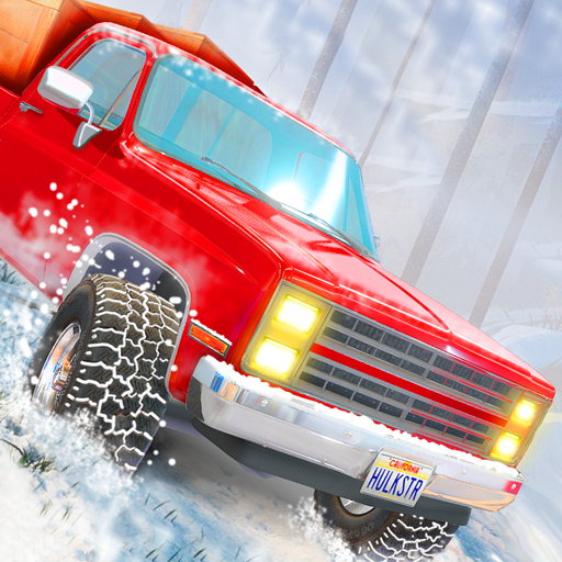 Snow Truck Simulator: Off Road Monster Truck Games  (Unlimited money,Mod) for Android