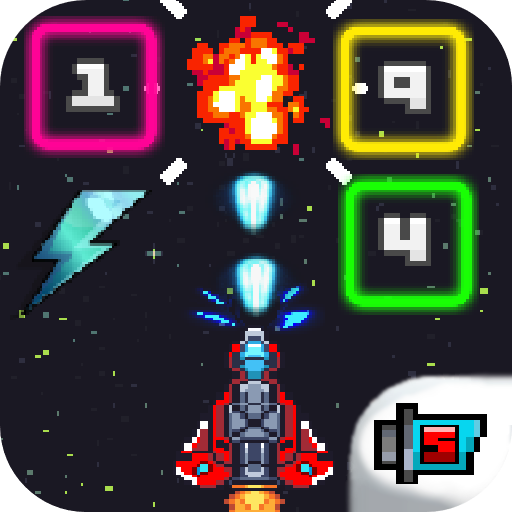 Space Blast Block Attack  (Unlimited money,Mod) for Android