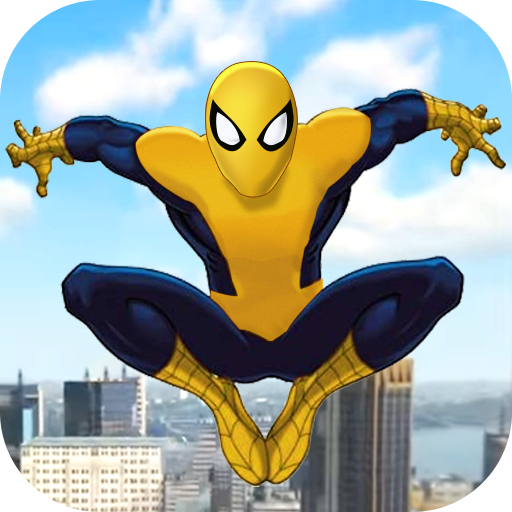 Spider Rope Gangster Hero Vegas – Rope Hero Game  (Unlimited money,Mod) for Android 1.1.9