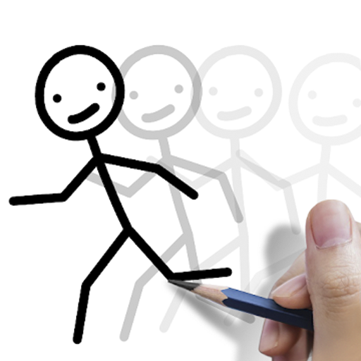 Stickman: draw animation, creator & maker, drawing  (Unlimited money,Mod) for Android
