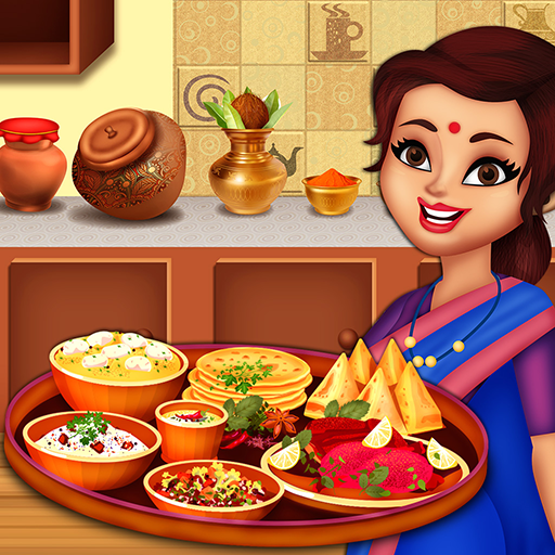 Street Food Indian Chef: Kitchen Cooking Recipes  (Unlimited money,Mod) for Android