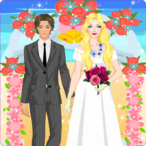 Summer Wedding Dress up  (Unlimited money,Mod) for Android