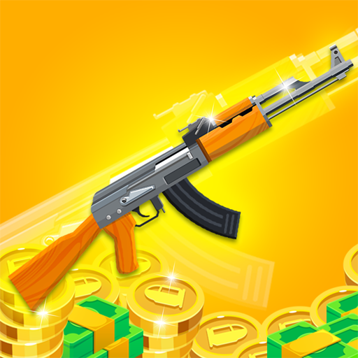 Super Arsenal: Gun Idle Master (Unlimited money,Mod) for Android