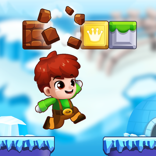 Super Jack Jump World Adventure  (Unlimited money,Mod) for Android
