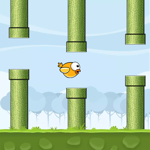 Super idiot bird  (Unlimited money,Mod) for Android
