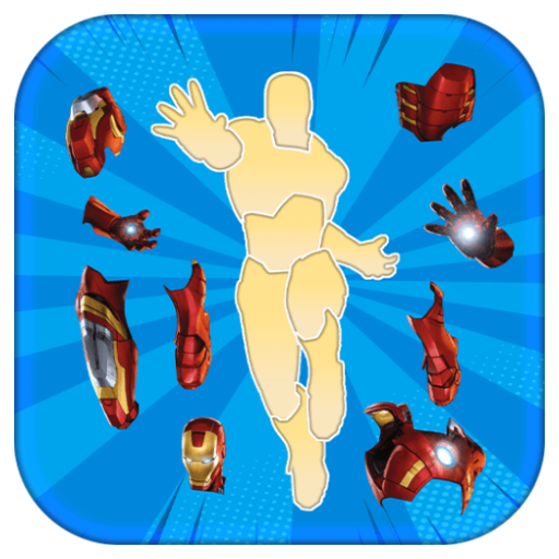 Superheroes Puzzles – Wooden Jigsaw Puzzles  (Unlimited money,Mod) for Android