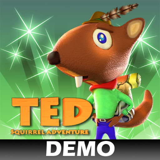 TED squirrel adventure DEMO  (Unlimited money,Mod) for Android