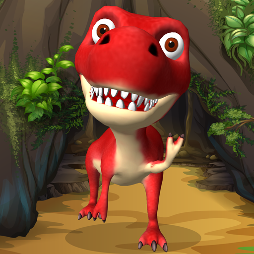 Talking Dinosaur  (Unlimited money,Mod) for Android