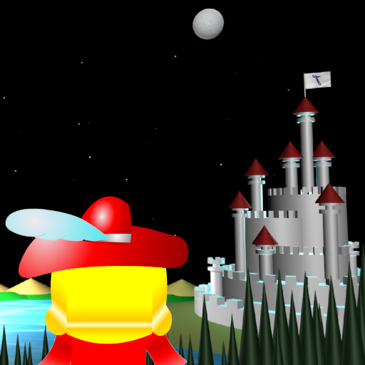 The Castle Game  (Unlimited money,Mod) for Android