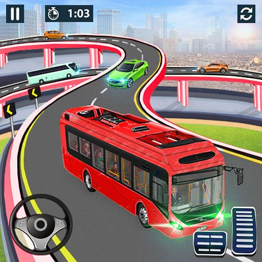 Tourist City Bus Simulator: Coach Driver 2020 🚍  (Unlimited money,Mod) for Android