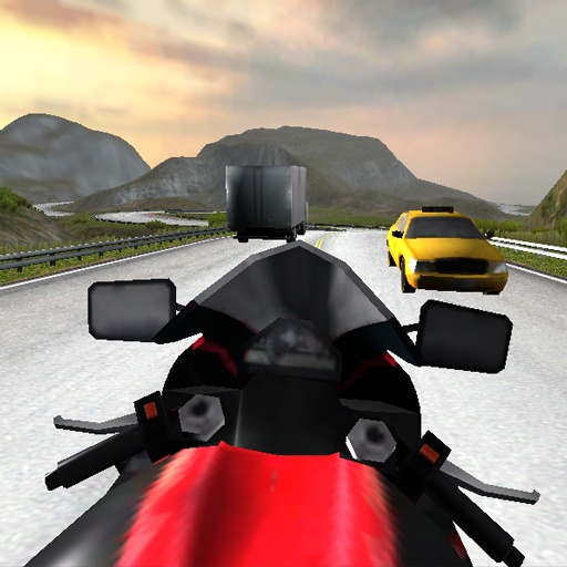 Traffic Rider+  (Unlimited money,Mod) for Android