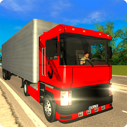 Truck Simulator: Russia  (Unlimited money,Mod) for Android