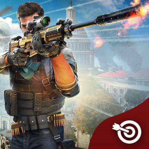 Us Sniper Mission 3D  (Unlimited money,Mod) for Android