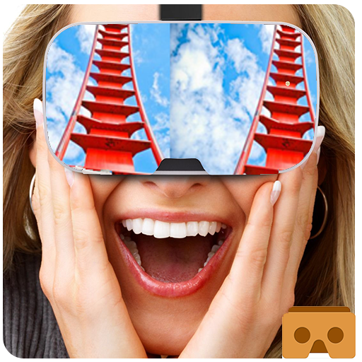 VR Roller Coaster 360 Adventure  (Unlimited money,Mod) for Android